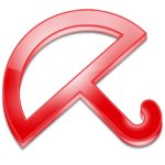 paraplu, is logo avira virusscanner software