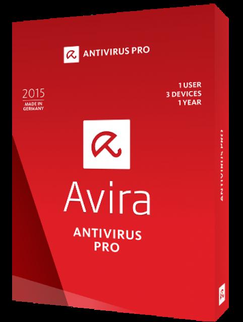 avira pro virusscanner