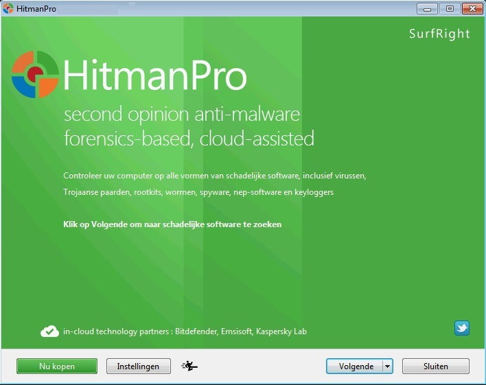 HItmanpro software screenshot