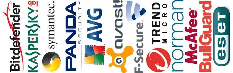 logo's virusscanners