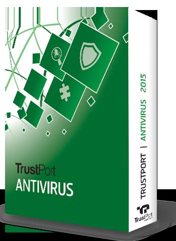 viruscsanner door trus port