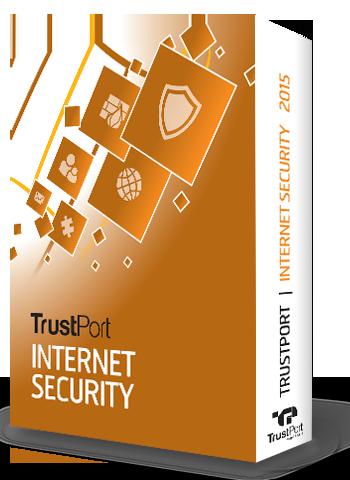 internet beveiliging door trust port