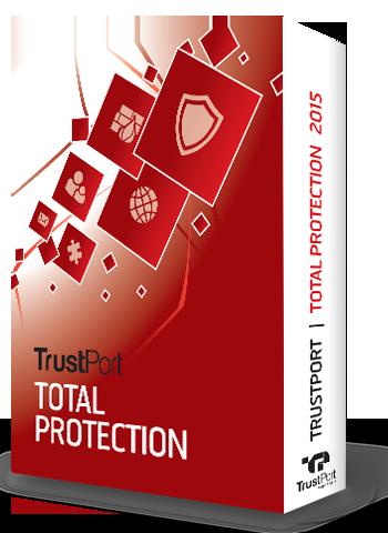 Totaal beschermings pakket van trust port