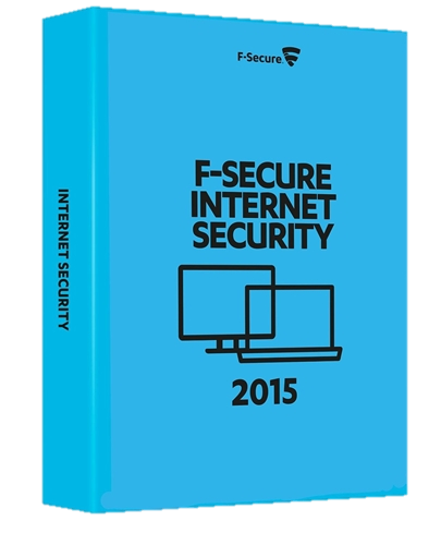 computer beveiligings pakket van f-secure