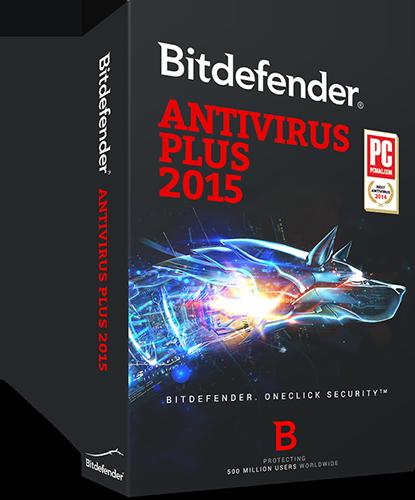 Virusscanner van Bitdefender