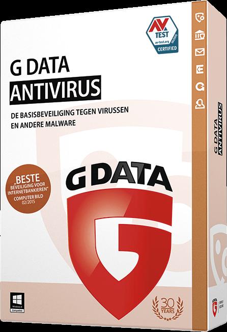 virusscanner van gdata