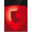 bedrijfs logo van G-data