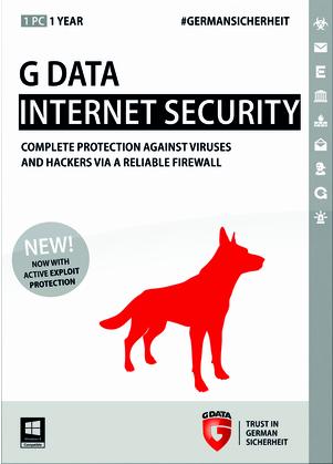 internet beveiliging door G-Data